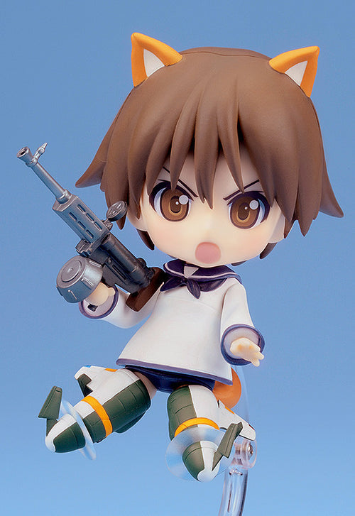 Strike Witches 2 - Miyafuji Yoshika - Nendoroid #338 - Shinden ver.