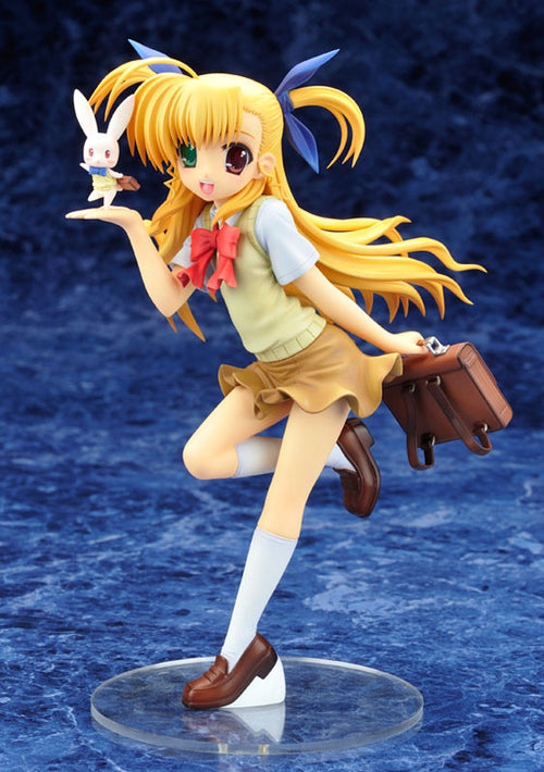 Lyrical Nanoha: Takamachi Vivio Figure