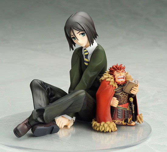 Fate/Zero: Waver Velvet with Mini Rider Figure