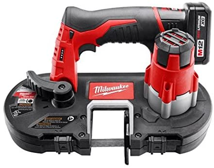 Milwaukee 2429-21XC M12 Cordless Sub-Compact Bandsaw Kit Review