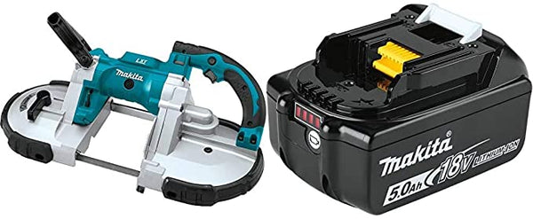 Makita XBP02Z Cordless Band Saw Review