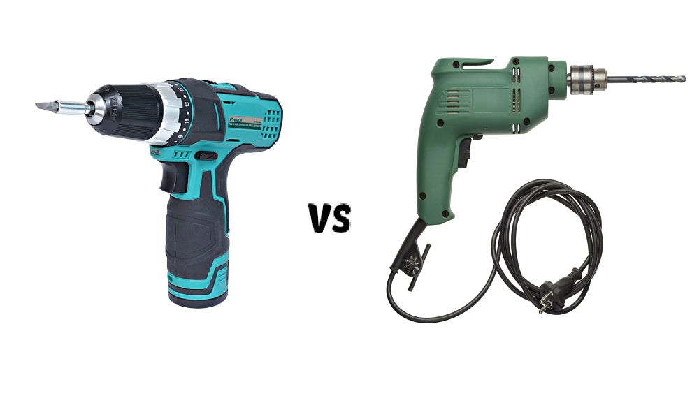 Corded vs Cordless Hammer Drills: Buyer's Guide 2020