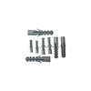 RIBBED PLASTIC ANCHORS - BOXES ANCHOR SHEATH COVERS - RockHardToolz