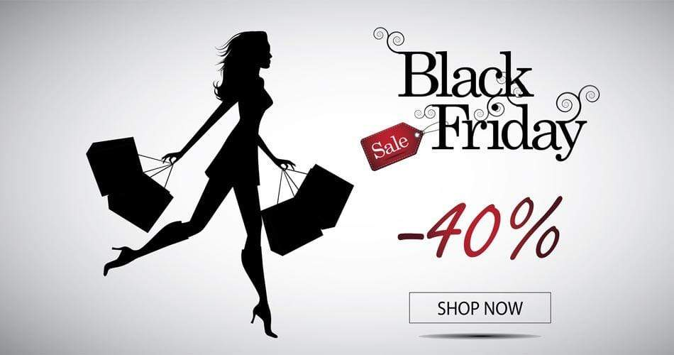 Black Friday Sale @ Lavinia Lingerie - Save 40% Off Bras & Panties