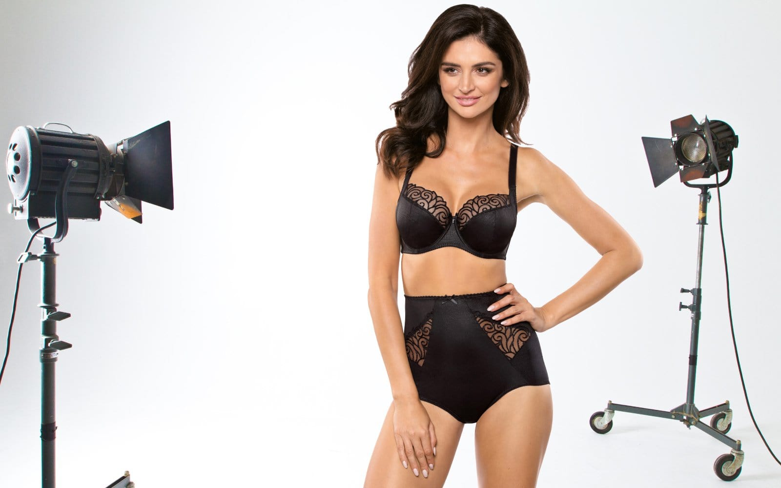 New from Gorteks: irresistible fall lingerie up to a J cup