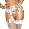 Sheer Mesh Garter Belt Axami Hot Sevilla