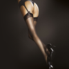 Sheer Stockings with Back Seam Marlena 20 Den