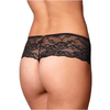 Sexy Lace Cheeky Thong Panty Montelle Intimates
