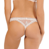 Sexy Sheer Lace Thong Panty Lisca Blossom