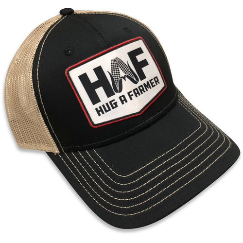 HAF Black and Tan Hat