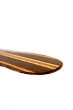 Resin Tip Canoe Paddle - Thomson - Handmade by Hunter and Harris - Blade