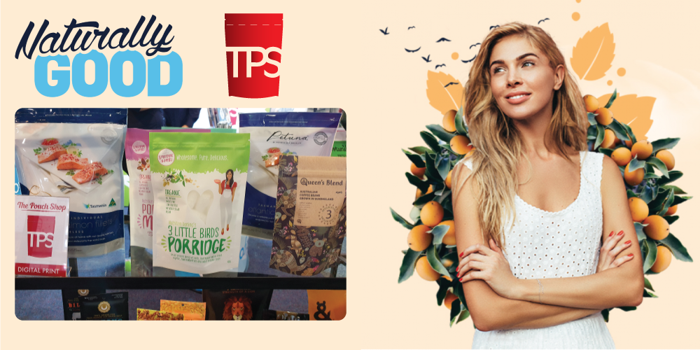 TPS @ Naturally Good Expo 2019