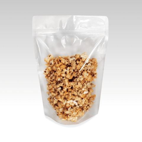 Stand Up Pouch Packaging for Popcorn
