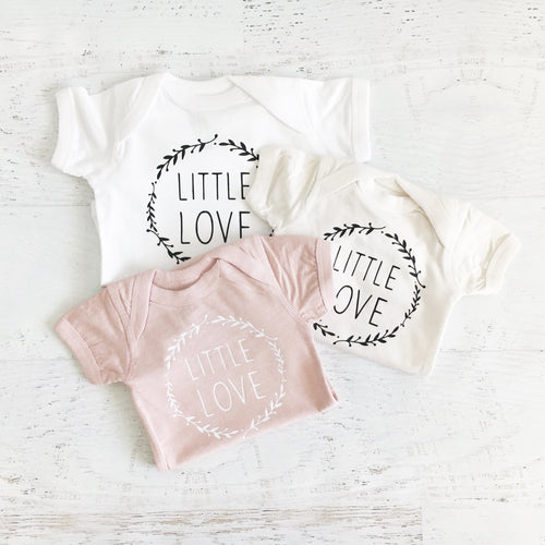 Little Love Onesie & Tee - Ellie+Rae