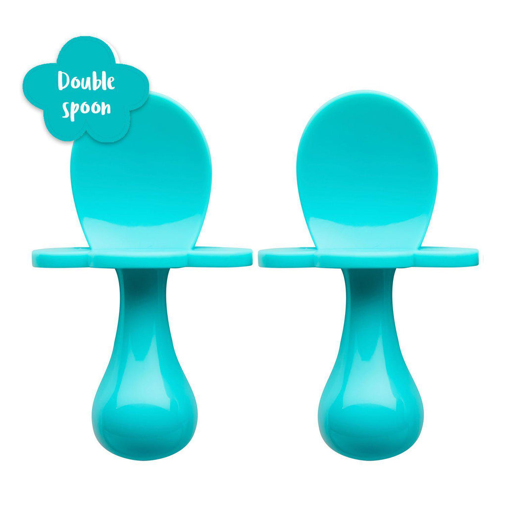 Double Spoon / Teal My Heart