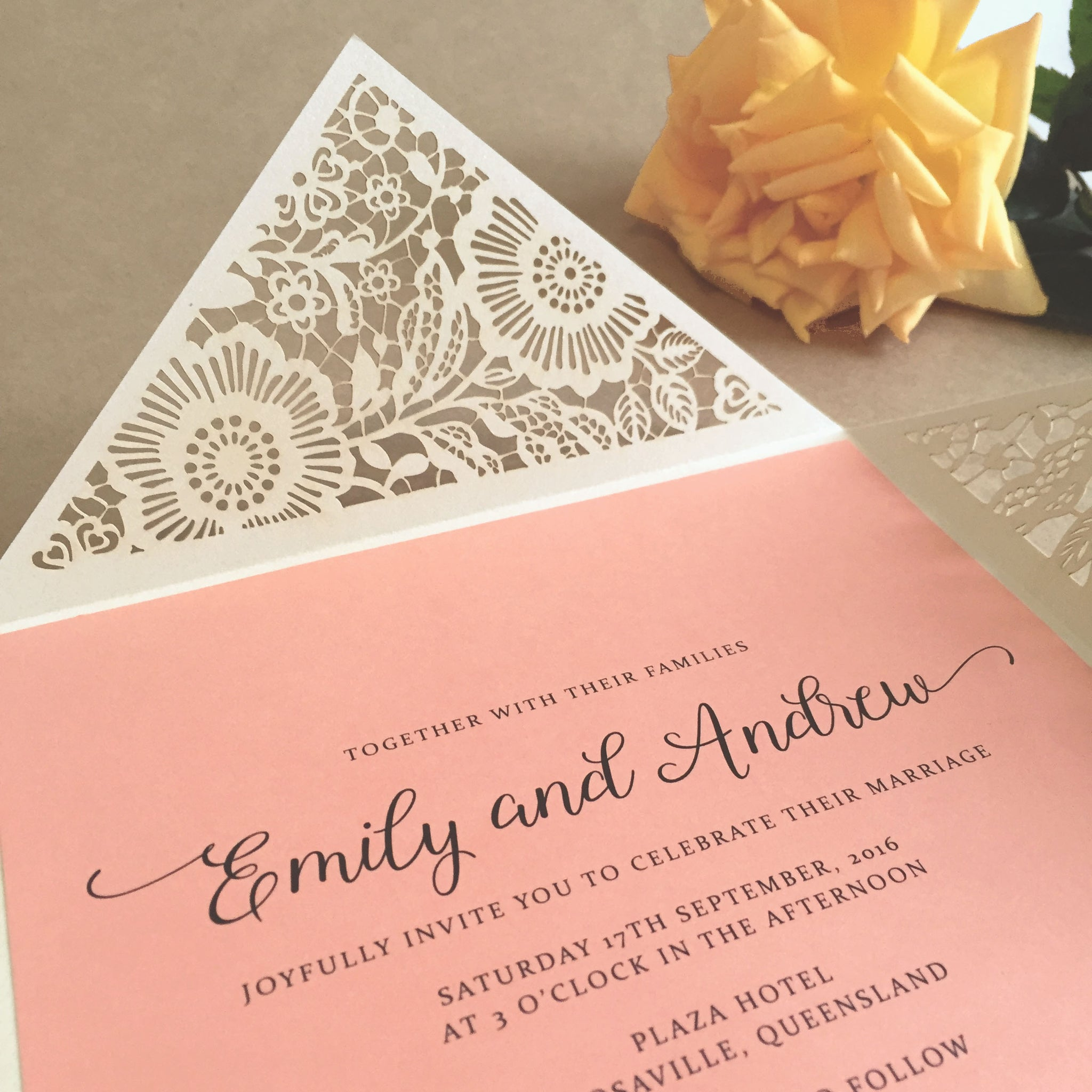 tutorial free downloads laser cut wedding invitations paper bliss