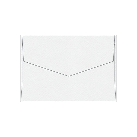 Via Felt Bright White | 130 x 190mm Envelopes (10 pack)
