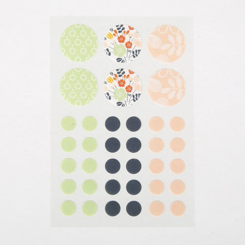Masking Stickers - Wedding, Dailylike
