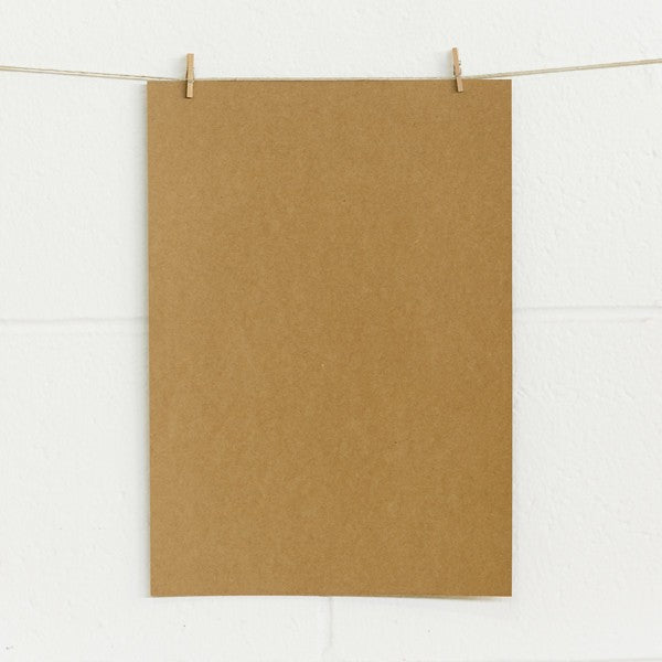 Kraft Paper & Card, Alex Mae (10 pack)