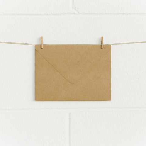 POSTme Alex Mae Envelopes Kraft (10 pack)