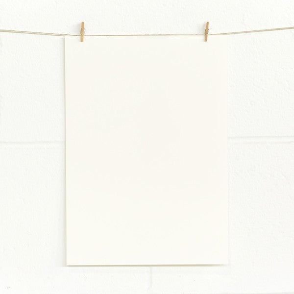 Cream Paper & Card, Alex Mae (10 pack)