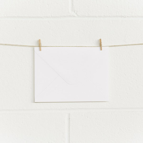 POSTme Alex Mae Envelopes White (10 pack)