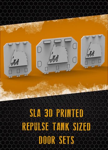 Sea Wolf Repulse Tank Doors