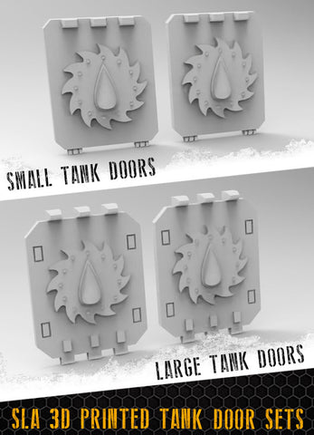 Blood Buzzsaw Tank Doors