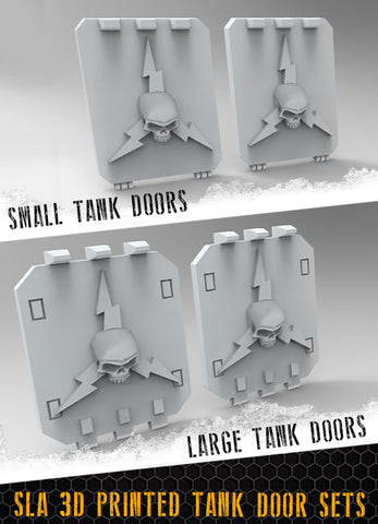 Lords of Storming Tank Doors