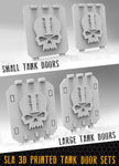 Skullquisition Tank Doors
