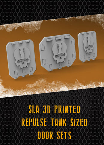 Skullquisition Repulse Tank Doors