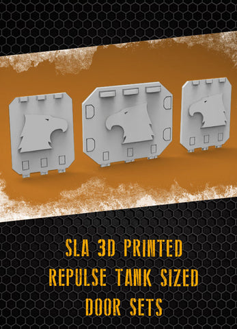 Consuls Repulse  Tank Doors