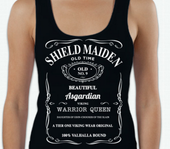 Shield Maiden (Tank Top)