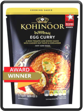 Kohinoor Bombay Egg Curry