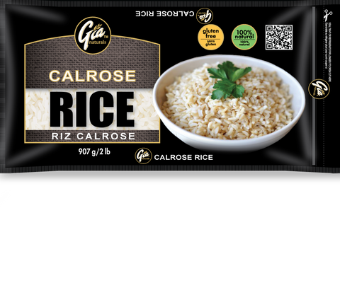 Calrose Rice - 12 Pack