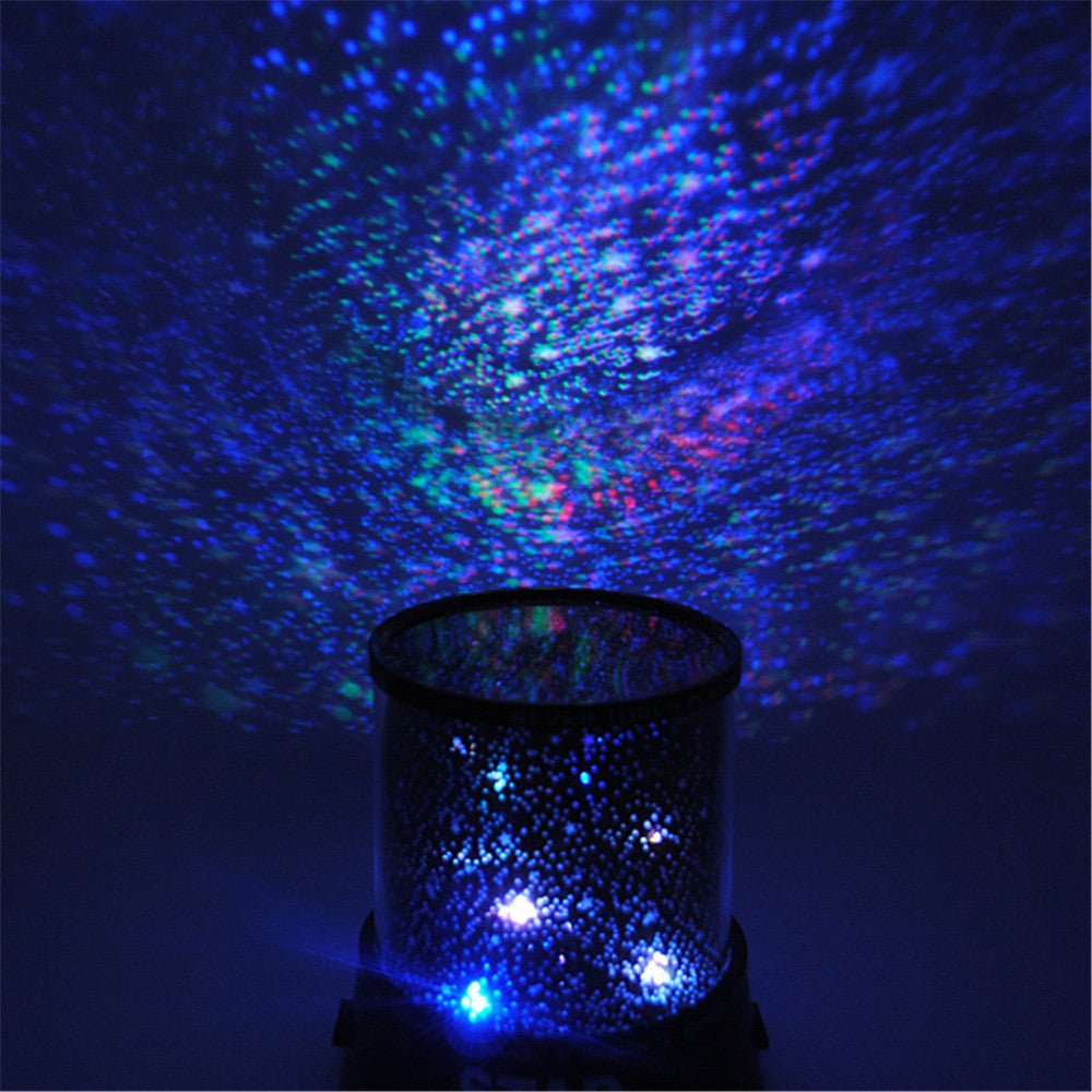 Starry Cosmos  - LED Night Light Lamp