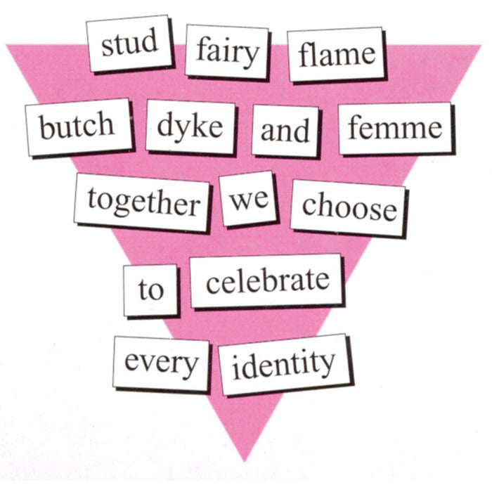 Queer Magnetic Poetry Kit Magnets Magnetic Poetry