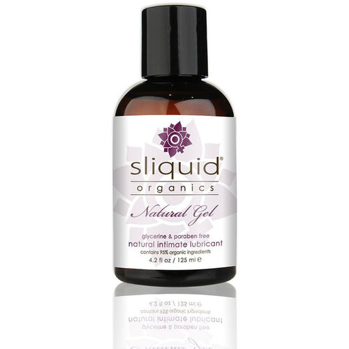 Sliquid Organics Natural Gel Water Based Lube