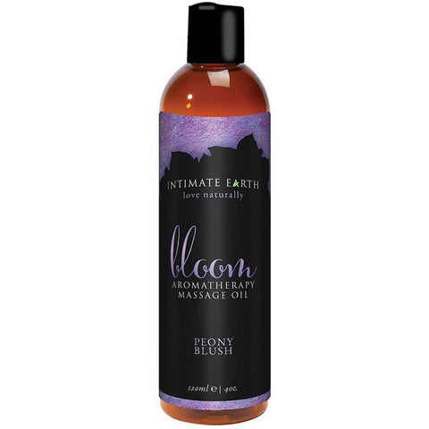 Sliquid Organics Serenity Massage Oil