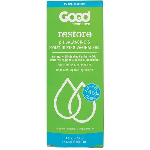 Good Clean Love Rebalance Cleansing Wipes