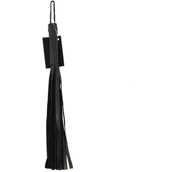 "16"" Soft Leather Flogger"