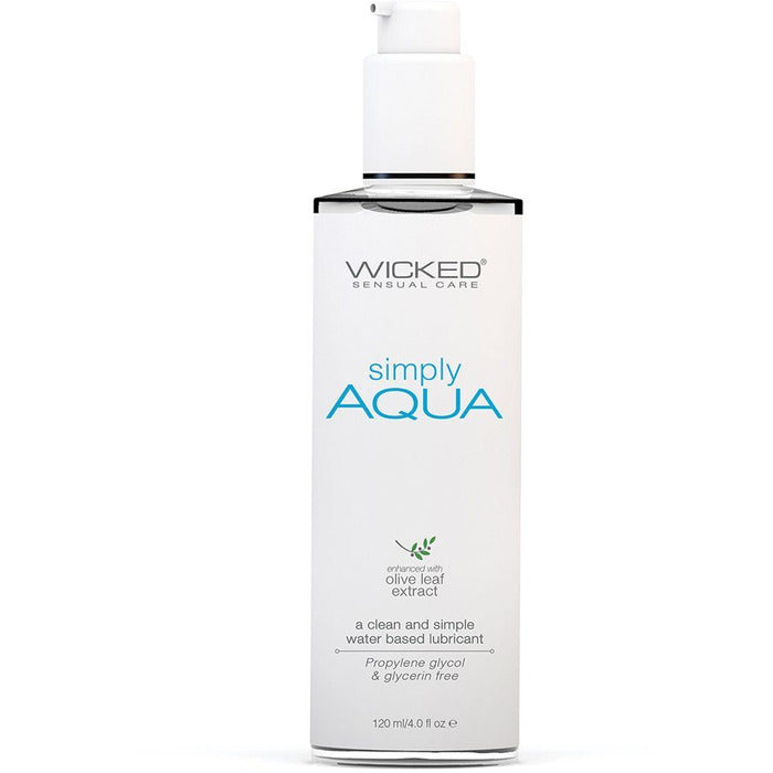 Wicked Simply Aqua Lube