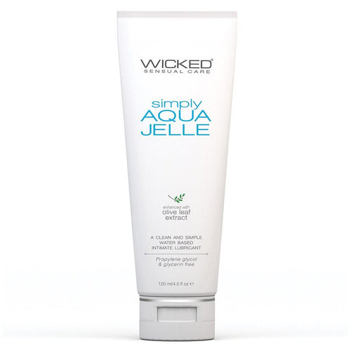 Wicked Simply Aqua Jelle Lube