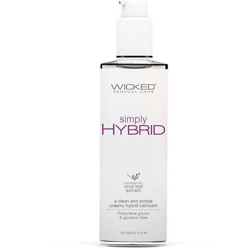 Wicked Simply Hybrid Lube