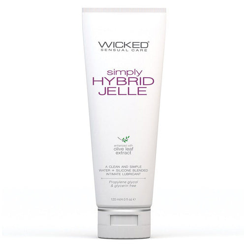 Wicked Simply Hybrid Jelle Lube