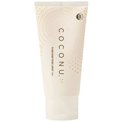 Coconu Oil-Based Organic Lube