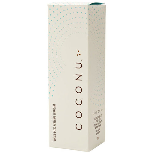 Coconu Water-Based Organic lubricant