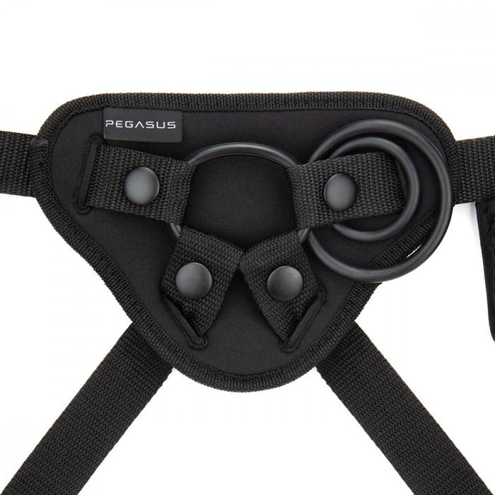 "Pegasus 6"" P-Spot & G-Spot Harness Kit"