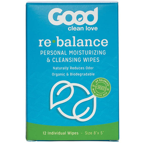 Good Clean Love Balance Moisturizing Wash