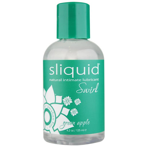 Sliquid Swirl Blue Raspberry Water Based Lube